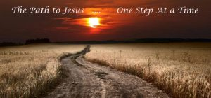 path to Jesus